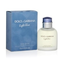 Light Blue Hombre 75Ml Edt...