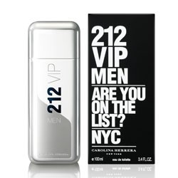 212 Vip Men 100Ml Edt -...