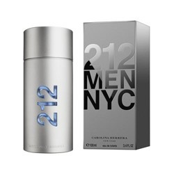 212 Men Nyc 100Ml Edt -...