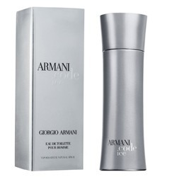 Armani Code Ice 125Ml Edt -...