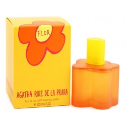 Flor 100Ml Edt - AGATHA...