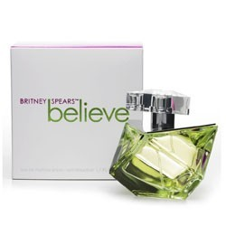 Believe 100Ml Edp - BRITNEY...